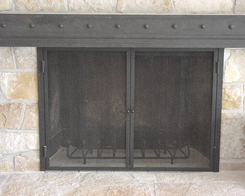 Fireplaces - Hoods, Doors, Mantels, Screens, Tools & Accessories - Products