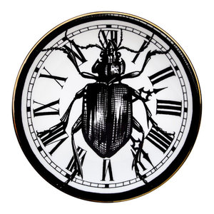 Beetle Clock Plate, Small