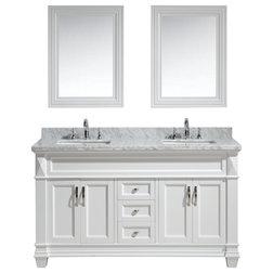 Modern Bathroom Vanities And Sink Consoles by Burroughs Hardwoods Inc.