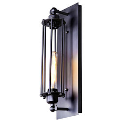 Industrial Wall Sconces by LNC Lighting