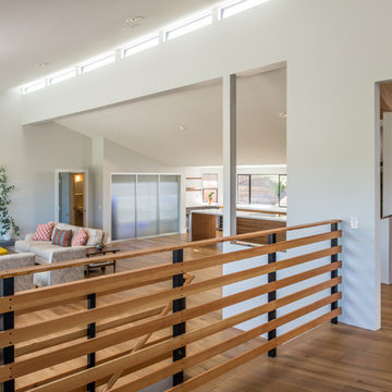 Contemporary whole house remodel