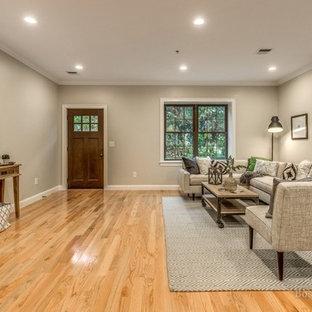 Home design - modern home design idea in Boston