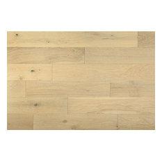 Vanier Engineered Hardwood   French Oak   White   7.5in.