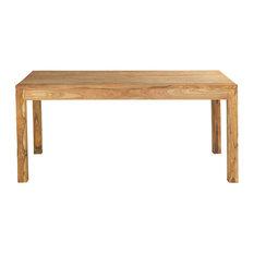 Tavolo per sala da pranzo in massello di legno di sheesham L 180 cm Stockholm