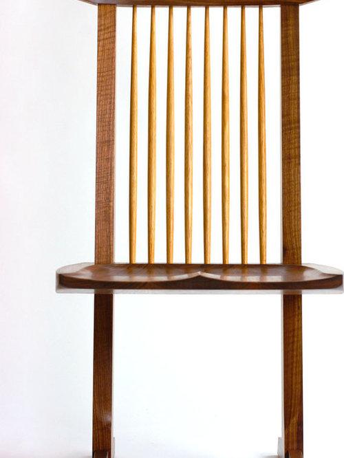 Nakashima Style Chair