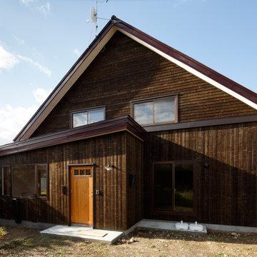 時を越えてよみがえる 三角屋根の家プロジェクト-since 2013-
