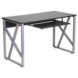 Contemporary Desks And Hutches by iHome Studio