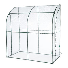 Nature Cold Frame Wall Model, 200x100x215 cm
