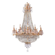 50 most popular victorian era chandelier for 2018 houzz gallery lighting french empire crystal chandelier lighting chandeliers aloadofball Images
