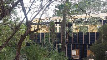 Maison ossature Bois a Lacanau