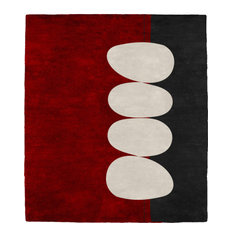 Incendicite C Signature Rug, 5'x8'