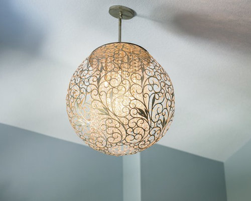 BETHANY RESIDENCE REMODEL - Ceiling Lighting