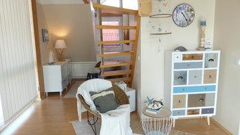 Interior ReDesign, Einfamilienhaus, Ostseezimmer