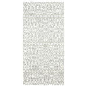 Elin Woven Floor Cloth, Olive, 150x250 cm