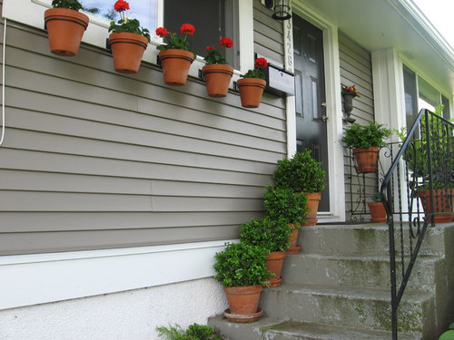 What Should I Do To My Front Steps Paint Tile Brick