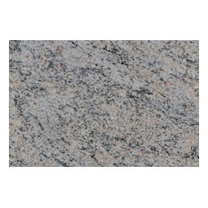 "Indian Juparana Light Granite Tiles, Polished Finish, 12""x12"", Set of 80"