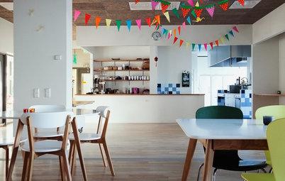 Houzz Tour: Huset där grannarna blev familj i Malmö