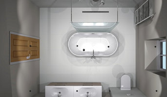 Waters Baths of Ashbourne - Brook Freestanding Bath concept.