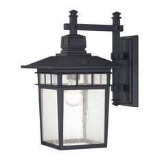Savoy House Europe Linden Outdoor Sconce, Large