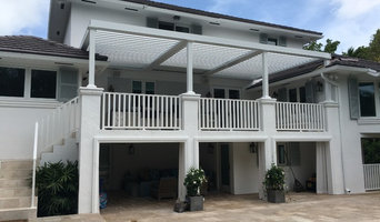 Luxury Patio Louvered Roof