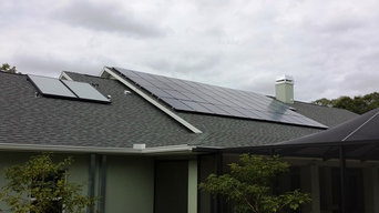 Solar Photovoltaic Carports and Rooftop, Tampa Florida