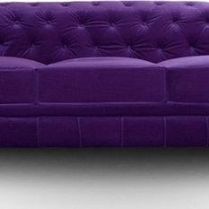 Canapés et sofas victoriens