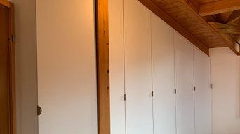 optimale Raumnutzung für Dachschrägen