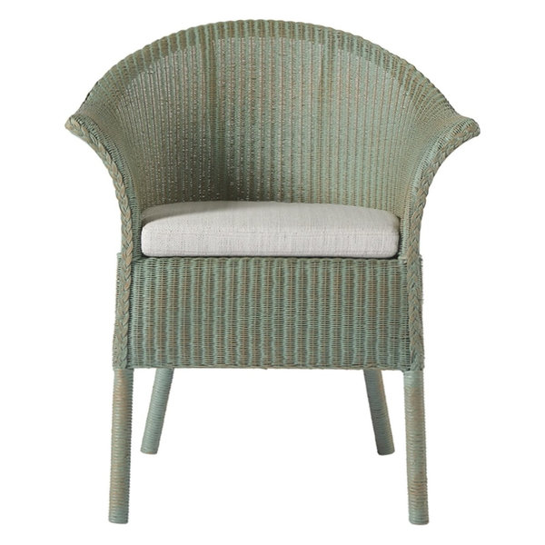 Bar Harbor Dining and Accent Chair, Sea Glass