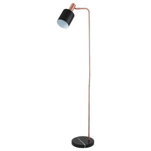 Biba Floor Lamp, Antique Copper