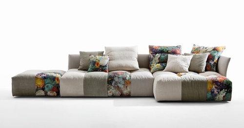 divano modulare componibile