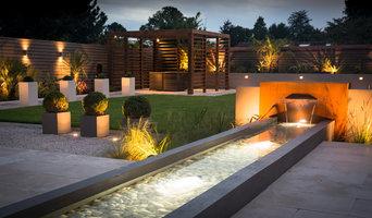 A Minimalist garden in Bowden