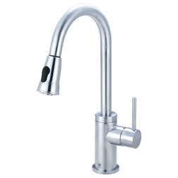 Contemporary Kitchen Faucets by Pioneer Industries, Inc.