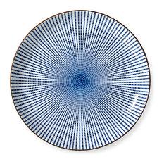 "Sendan Tokusa 7.25"" Round Plate"