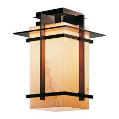 Hubbardton Forge (356005) 1 Light Tourou Outdoor Semi-Flush