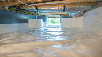 Crawl Space Encapsulations