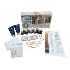 CalFlor Hard Surface Repair Kit for Laminate, Wood, Tile, Vinyl, LVT, WPC