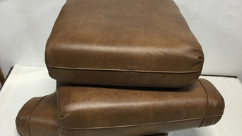 new leather sofa cushions