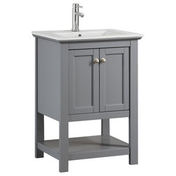 Transitional Bathroom Vanities And Sink Consoles by Home Reno USA Inc.