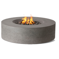 Genesis Fire Table, Slate Gray, Propane