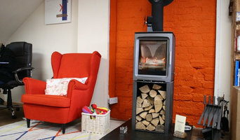 Wood Stove Installation in Stroud