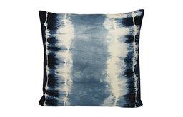 Shibori Linen Pillow