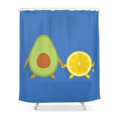 50 Most Popular Eclectic Shower Curtains For 2018
