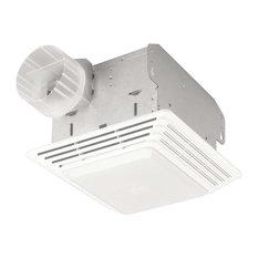 Broan Bath Fan and Light Duo, 50 CFM