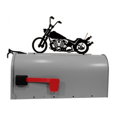 Motorcycle Mail Box Topper