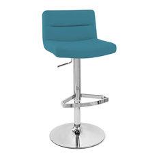 Blue Bar Stools Furniture Dining Room Linen