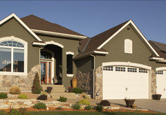 Google Sage Green Stucco House And Images Will Ear