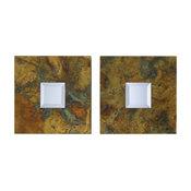 Ambrosia Squares Mirror, Set 2