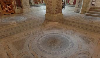 Mosaïque de l'Antiquaille de Lyon