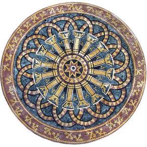 24 Quot X24 Quot Jackson White Ceiling Tiles Set Of 5