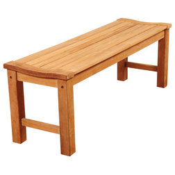 Contemporary Outdoor Benches by International Home Miami Corp